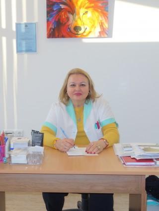 Д-р Нели Георгиева-Таинова