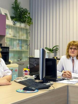 Д-р Мария Славчева