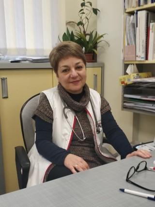 Д-р Елена Чалъкова