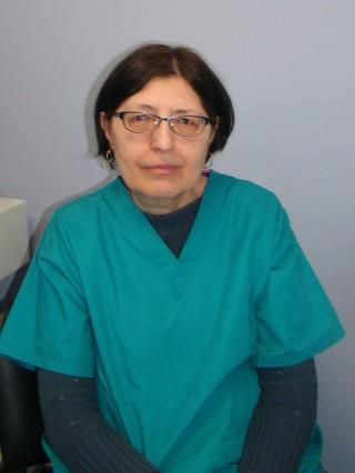 Д-р Татяна Бенчева