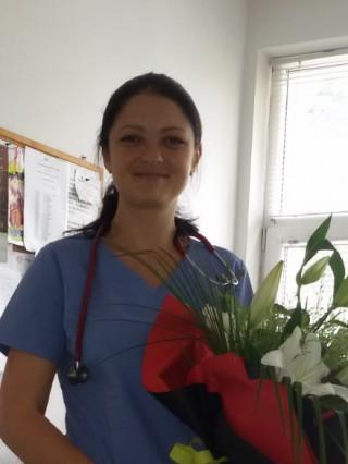 Д-р Альона Иванова