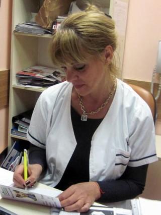 Д-р Евдокия Маркова
