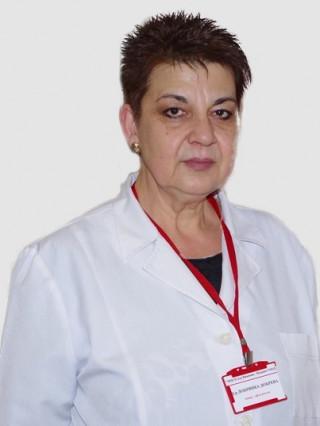 Д-р Добринка Добрева