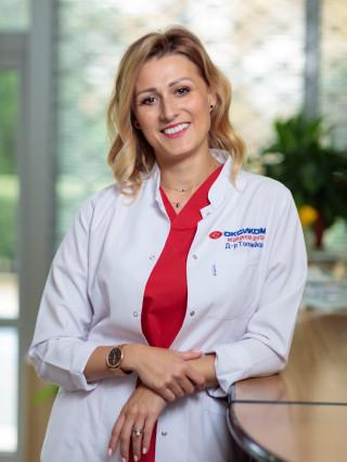 Д-р Малина Топчийска