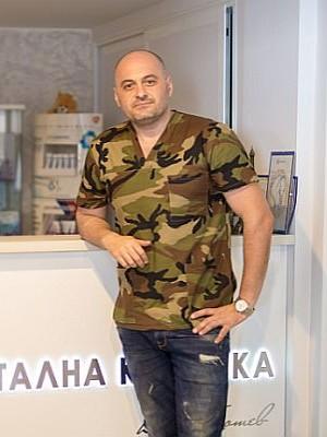 Д-р Стефан Ангелов