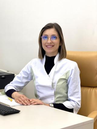 Д-р Милка Димитрова