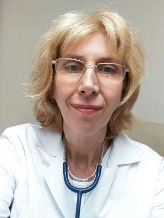 Д-р Емилия Иванова