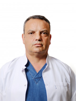 Д-р Спас Господинов