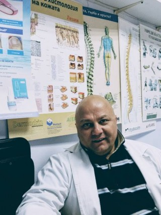 Д-р Емил Константинов