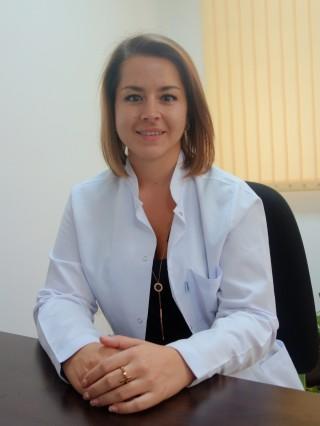 Д-р Невена Каменова