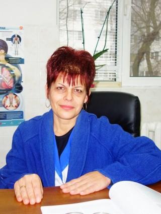 Д-р Атанаска Тодорова