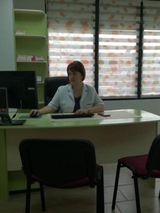 Д-р Даниела Бельова