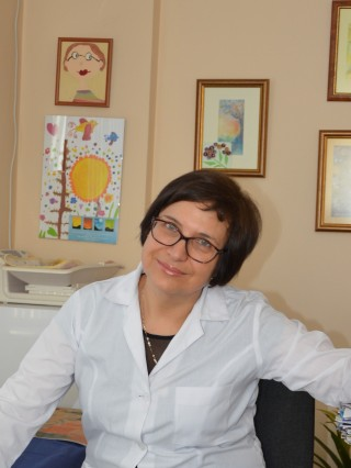 Д-р Мария Грозева