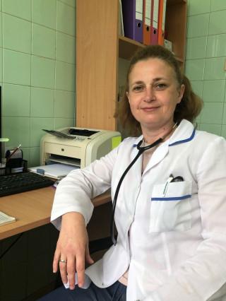 Д-р Юлия Стефанова