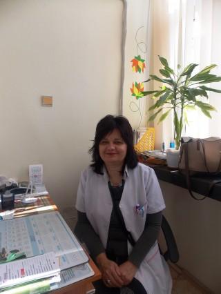 Д-р Ина Кичова