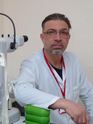 Д-р Методи Иванов