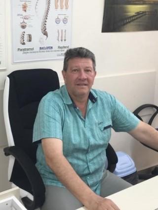 Д-р Недко Чудомиров