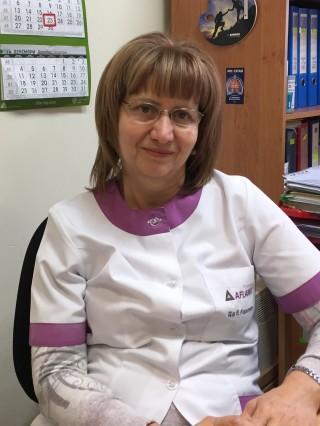 Д-р Елена Коралиева