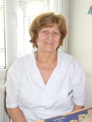 Д-р Кръстина Маноилова