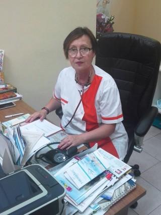 Д-р Бонка Беджева