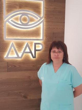 Д-р Пламена Тотева-Жеглова