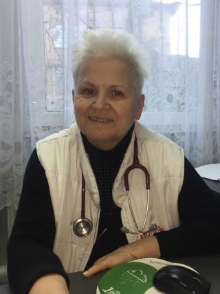 Д-р Румяна Горева