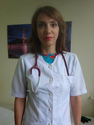 Д-р Живка Стойкова, дм