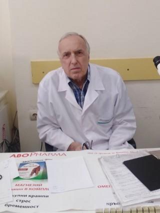 Д-р Иван Балтов