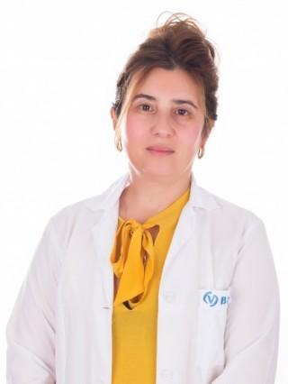 Д-р Надя Тошева