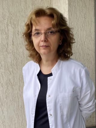 Доц. Д-р Мария Дамянова