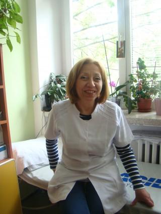 Д-р Катя Стоянова