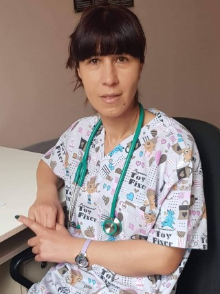 Д-р Цветелина Цветанова