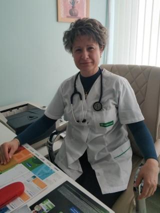 Д-р Мария Манолова