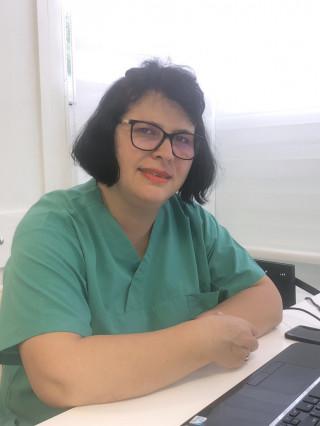 Д-р Величка Попова, дм