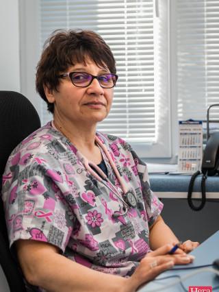 Д-р Надя Спасова