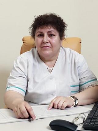 Д-р Димитричка Димитрова