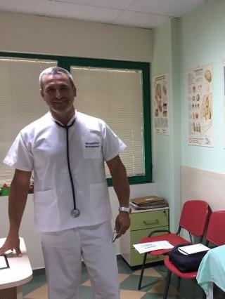 Д-р Данаил Стоянов