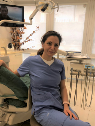 Д-р Мария Дюкенджиева