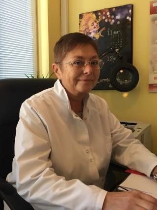 Д-р Катя Нанева