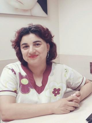 Д-р Виолета Рилчева, дм
