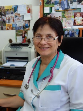 Д-р Мариана Беремлийска