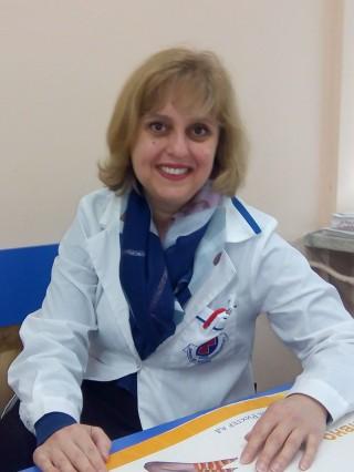 Д-р Екатерина Станева