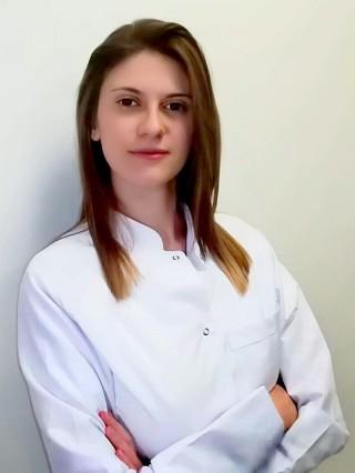 Д-р Кристина Кастрева, дм