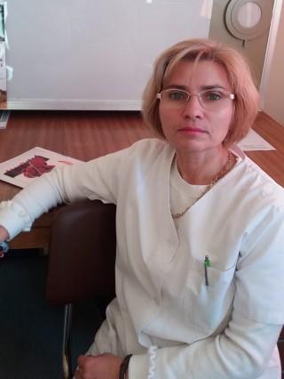 Д-р Албена Антимова