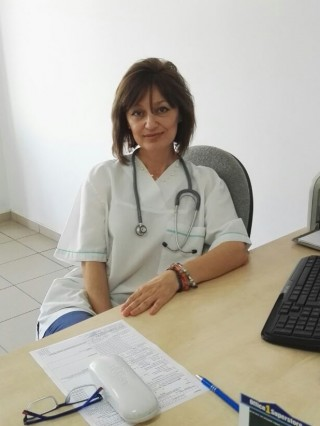 Д-р Павлина Златинова