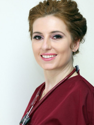 Д-р Весела Михнева