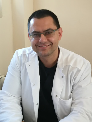 Д-р Васил Тодоров, дм