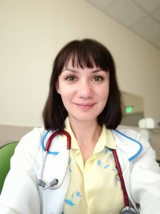 Д-р Наталия Спасова, дм