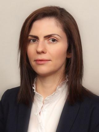 Д-р Михаела Сергеева, дм