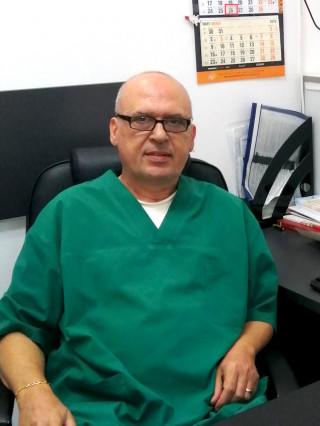 Д-р Александър Саламбашев